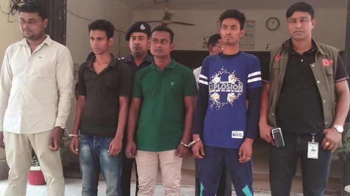 গ্রেফতার-ওসি-শোকজ-Narail accused arrested, OC Shokaz