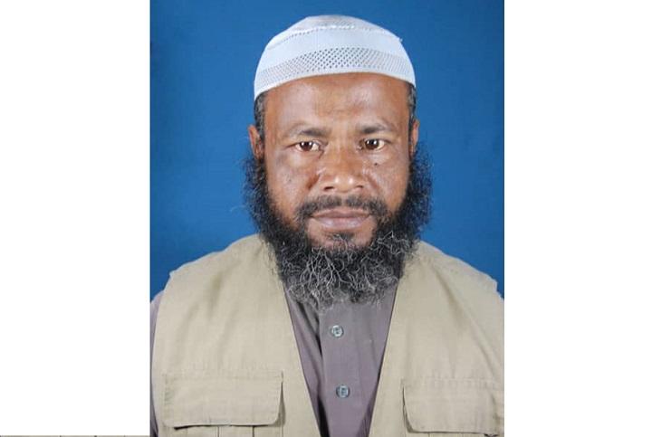 তানোরে-সাংবাদিক-Journalist's father died in Tanore