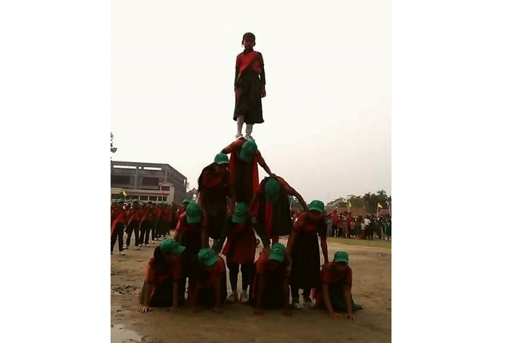 ত্রিশালে-স্বাধীনতা-Celebrated independence and National Day in Trishal