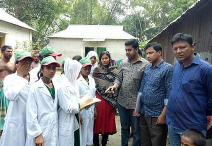 বাল্যবিবাহ-বন্ধ-Brigade team stopped child marriage in Trishal