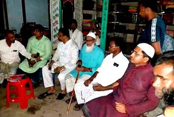 রাজশাহী-রাব্বানী-Rabbani's public relations in Rajshahi-1 constituency