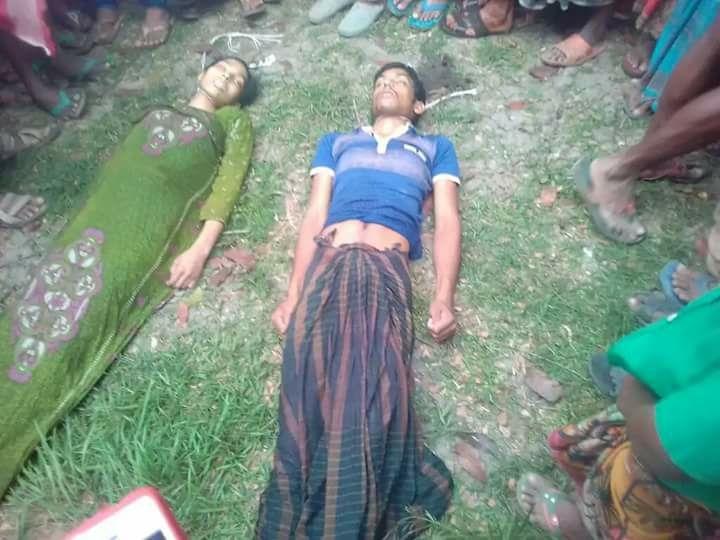 শালী-দুলাভাই-আত্মহত্যা-Sali-Dulabhai's suicide in Jhenaidah in the same rashi