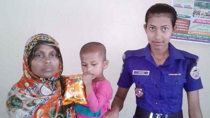 ইয়াবাসহ-গৃহবধূ-আটক-Holland seized 185 pieces of yawas in Bhola