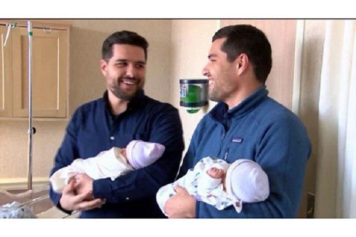 একসঙ্গে-জন্ম-Born together; On the same day the father is twin brother!