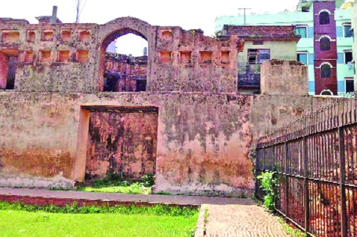 ঐতিহ্যবাহী-লালবাগ-কেল্লা-The fictional story of the traditional Lalbagh Fort tunnel