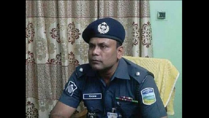 ওসি-ইমারত-হোসেন-গাজী-The new OC of Kendua Police Station is the Imarat Hossain Gazi