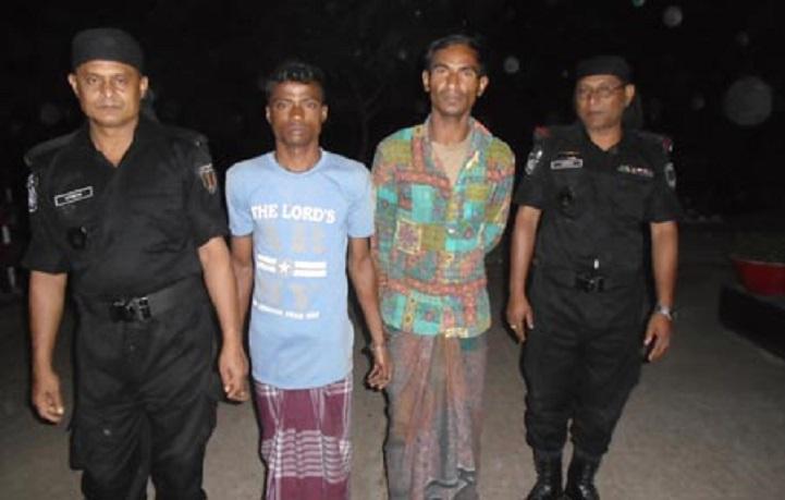 গাইবান্ধায়-র্যাাবের-Two arrested in RAB operation in Gaibandha