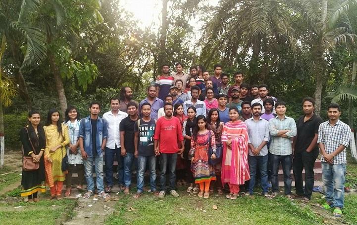 গ্রীন-ক্যাম্পাস-কমিটি-University of Nazrul University Green Campus Committee