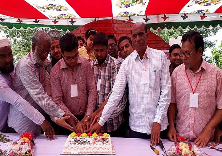 জন্মদিন-পালিত-Tanore celebrated the 263th birthday of Dr. Samuel Haniman