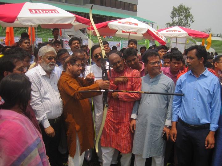 তীরন্দাজের-খোঁজ-Culture Minister Noor inaugurated the archers' search program