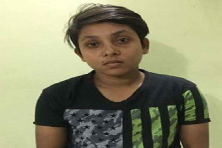 নারী-ক্রিকেটার-Trishal women cricketer held in Chittagong with Yaba