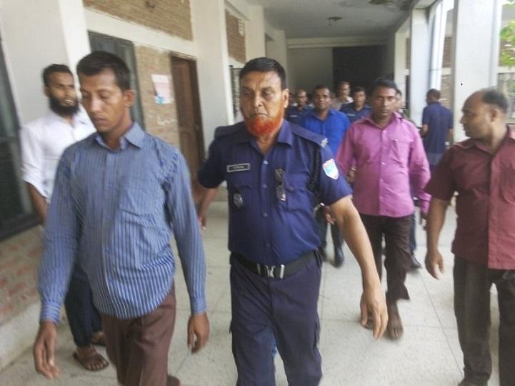 নড়াইল-অভিযান-গ্রেফতার-28 arrested including BNP organizing secretary in Narail rally