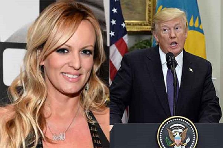 পর্ন-তারকাকে-টাকা-Trump opened the face of porn stars