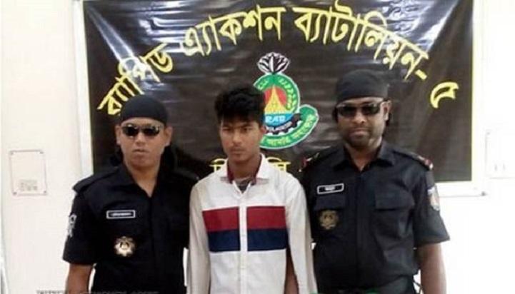 প্রশ্নপত্র-ফাঁস-চক্র-A member of the question paper leak chain was arrested in Natore