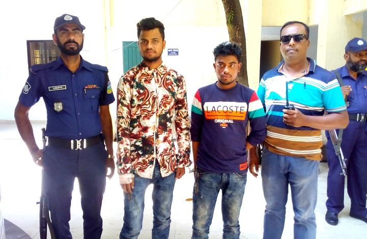 বাইক-দূর্ঘটনায়-Mymensingh bike accident killed, killed 2