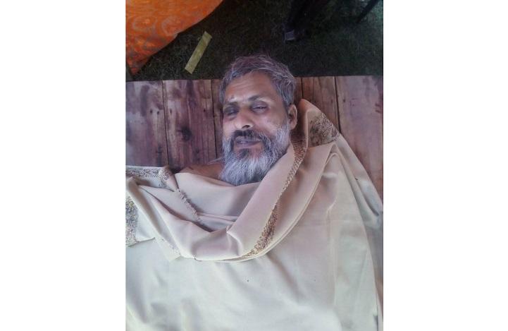 বাসচাপায়-শ্রমিক-নিহত-Laborer killed in Palashbari