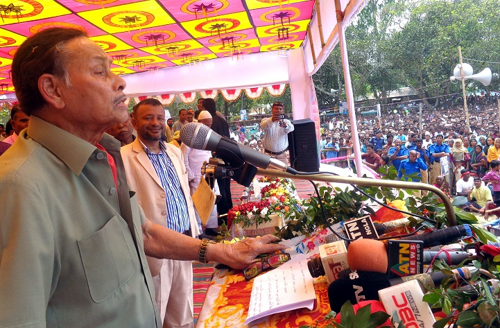 বিএনপি-নির্বাচনে-আসুক-Jatiya Party will participate in the election if the BNP does not come to the polls Ershad