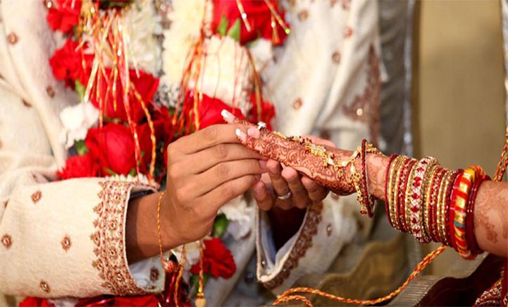 বিয়ে-বাধ্যতামূলক-Maiden marriage is mandatory for the men in the village!