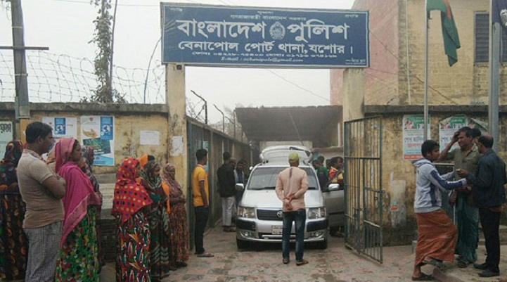 বেনাপোলে-চোর-অাটক-Benapole has 3 police detainees in police custody