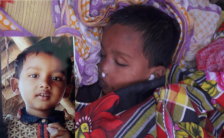 মরদেহ-বাড়ীর-সামনে-1 day after the disappearance of the body, the body is found in front of the house