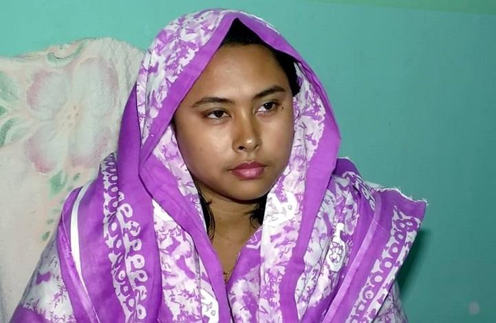 মহিলা-বিষয়ক-কর্মকর্তা-Complaint against Palashbari Women Affairs Officer