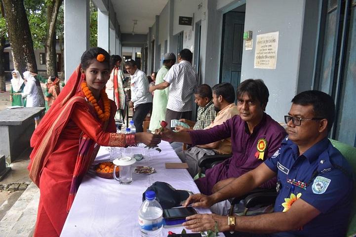 গোবিন্দগঞ্জ বিএম বালিকা বিদ্যালয়ের বার্ষিক ক্রিড়া প্রতিযোগীতা অনুষ্ঠিত