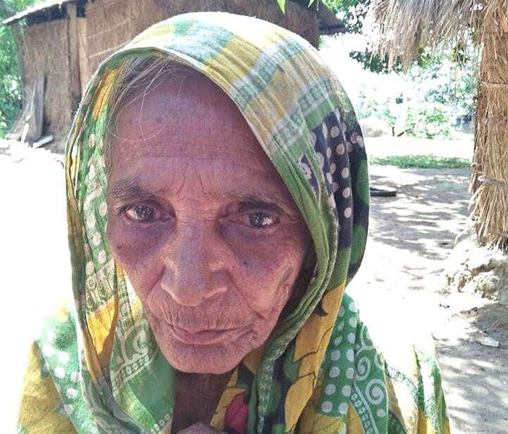 ঘরে কিছু নাই, মিডাই দিয়া সেহরী খাইছি বাবা!