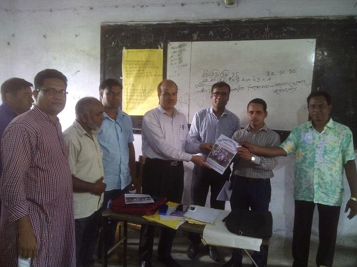 নীলফামারীতে ৬দিনব্যাপী শিক্ষক শিক্ষাক্রম নির্দেশিকা প্রশিক্ষণ সমাপ্ত