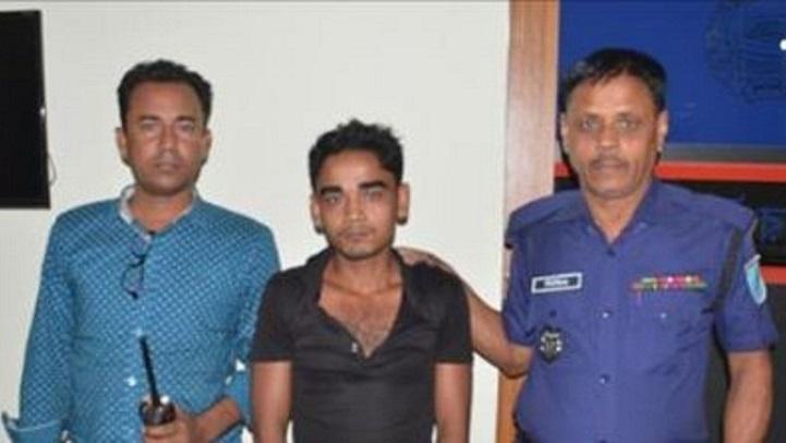 শিশুকে-ধর্ষণ-Rabul was arrested by rape accused in a child in Munshiganj