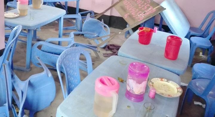 শ্রমিক-দিবসে-হামলা-Workers wounded in workers 'strike on workers' day