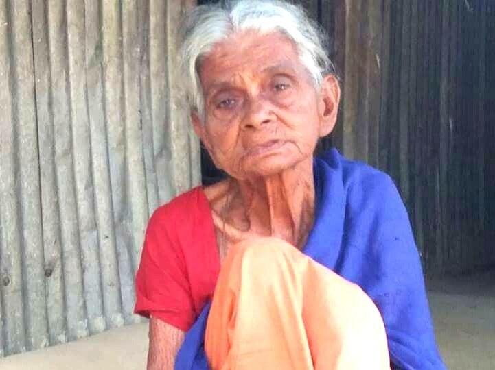 বাবা ঘরে নাই কিছু, হুদা করলা ভাঁজা দিয়া সেহরী খাইছি!