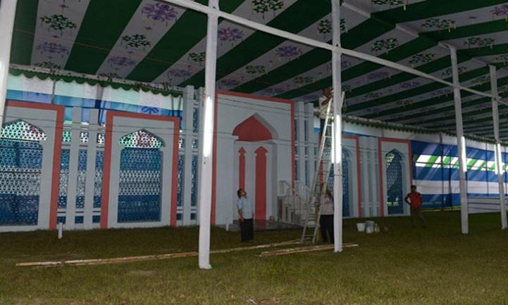 গোদাগাড়ীতে কখন কোথায় পবিত্র ঈদের নামাজ অনুষ্ঠিত হবে