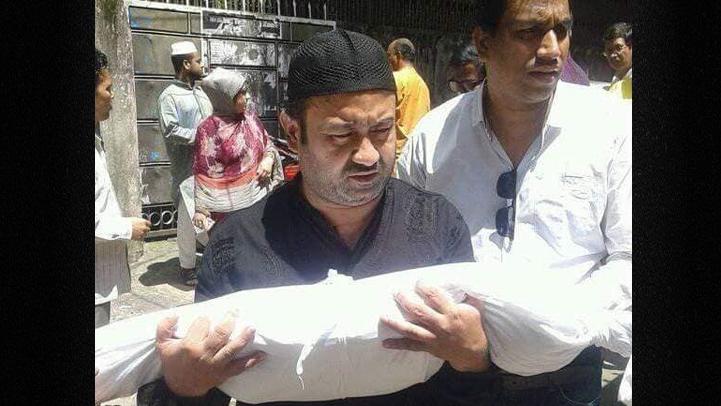 চট্টগ্রামে ভুল চিকিৎসায় সাংবাদিক কন্যার মৃত্যু