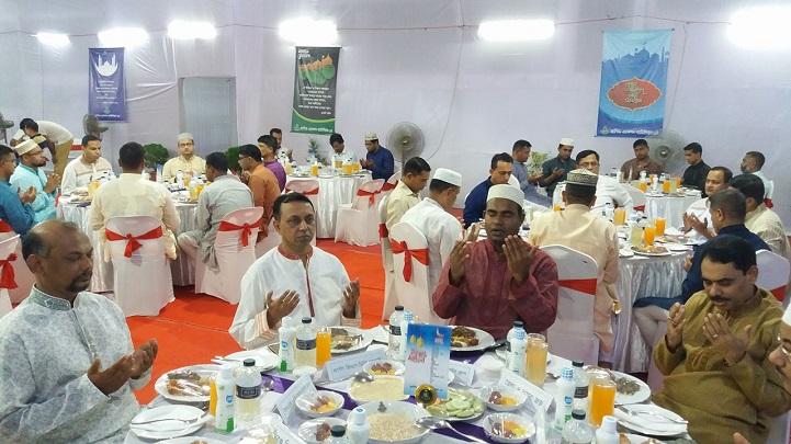 ময়মনসিংহে র্যাব-১৪ এর ইফতার ও দোয়া মাহফিল অনুষ্ঠিত
