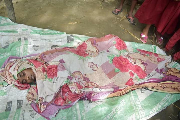 গোবিন্দগঞ্জে অন্তঃসত্ত্বা গৃহবধূর ঝুলন্ত মরদেহ উদ্ধার