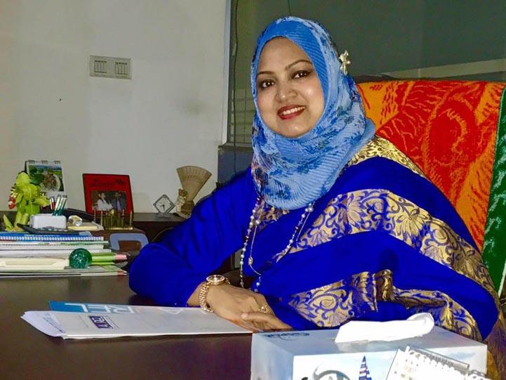 মাহবুবা সুলতানা শিউলি-Mahbuba Sheuly