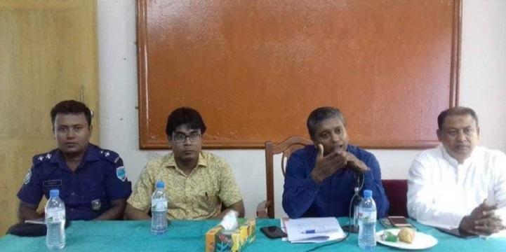 শার্শায় আইন-শৃংখলা বিষয়ক সভা অনুষ্ঠিত