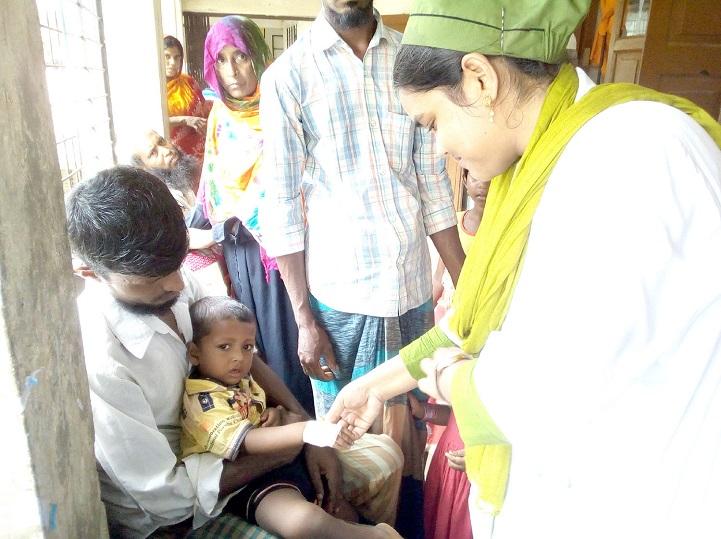 কলাপাড়ায় ডায়রিয়ার প্রকোপ, এক সপ্তাহে অর্ধশতাধিক রোগী হাসপাতালে ভর্তি