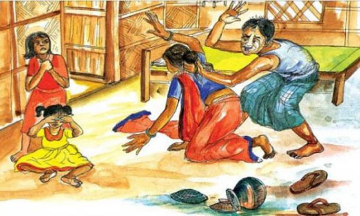 নারায়ণগঞ্জে গৃহবধূকে পিটিয়ে হত্যা