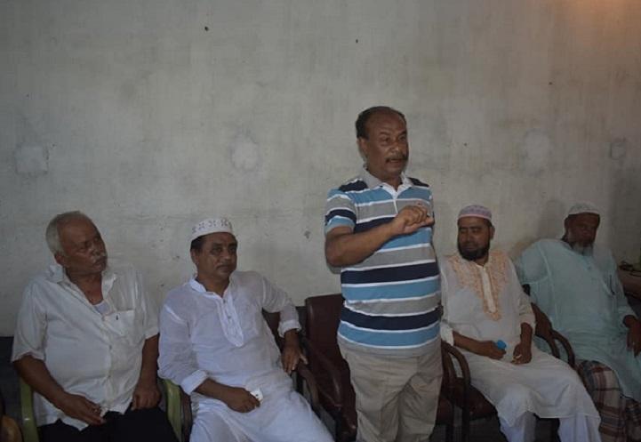 গোবিন্দগঞ্জে ঈদ পরবর্তী পুর্নমিলনীতে এমপি মত বিনিময়