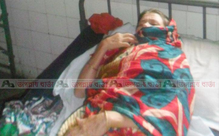 গৌরীপুরে মাদকাসক্ত জামাতার প্রহারে শাশুড়ি আহত, থানায় মামলা