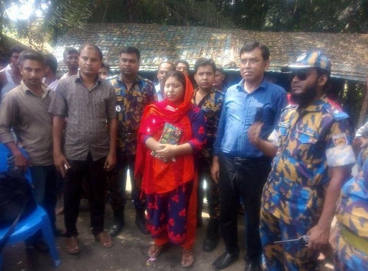 নান্দাইলে ভ্রাম্যমান আদালতে ১ লক্ষ ৫৫ হাজার টাকা জরিমানা আদায়