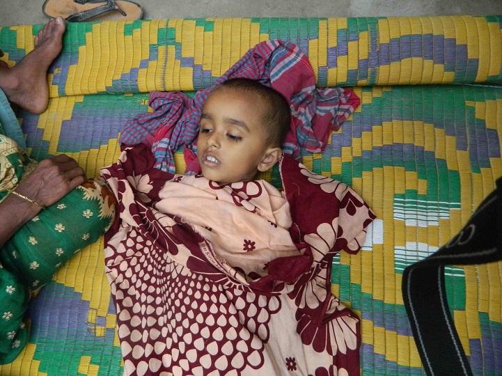 সিরাজদিখানে অটোরিক্সা চাপায় ৫ বছরের শিশুর মৃত্যু