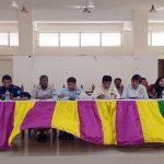 গোদাগাড়ীতে শারদীয় দূর্গাপূজা উদযাপন উপলক্ষে প্রস্তুতি সভা