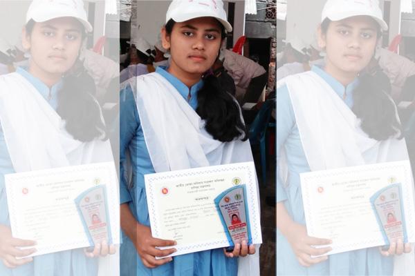 বিশ্ব ভোক্তা অধিকার দিবসে রচনা প্রতিযোগিতায় ময়মনসিংহে ২য় গৌরীপুরের সোমা