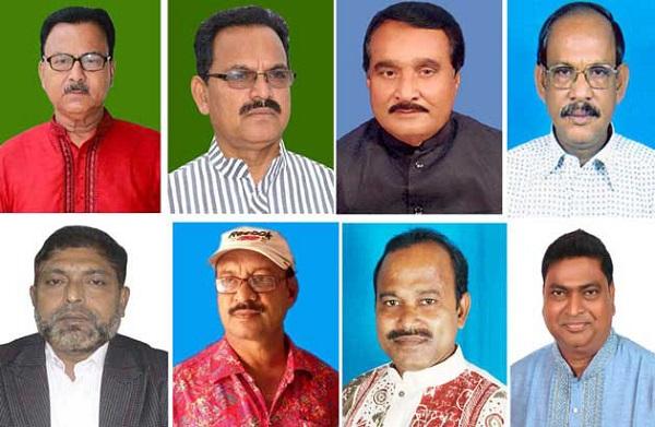 রাজশাহীতে শপথ নিলেন উপজেলা নব নির্বাচিতরা