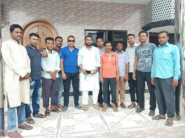 শার্শা সাংবাদিক কল্যাণ সংস্থার কমিটি ঘোষনা
