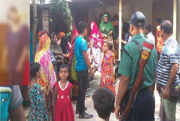 রাজশাহীতে গলায় ফাঁস দিয়ে গৃহবধুর আত্মহত্যা
