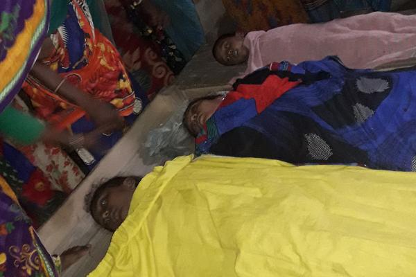 শার্শায় পারিবারিক কলহে মা ও দুই সন্তানের মমান্তিক মৃত্যু