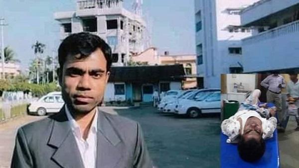 সুনামগঞ্জে সাংবাদিকের পা ভেঙ্গে দেয়ায় বিএমএসএফ'র তীব্র প্রতিবাদ